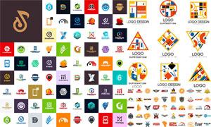 多种行业适用标志创意设计矢量素材
