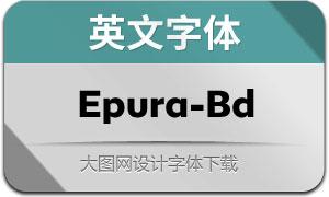 Epura-Bold(英文字体)
