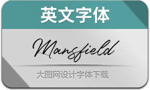 MansfieldFont(英文字体)