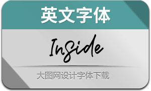 Inside(英文字体)