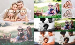 家庭照片后期美化处理LR预设