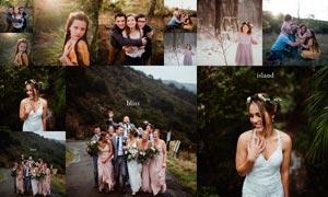 18款家庭照片复古暖色效果LR预设