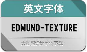 Edmund-Texture(英文字体)