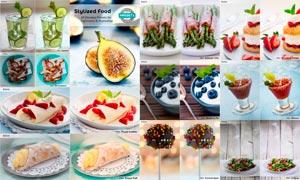 10款美食照片暖色艺术效果LR预设