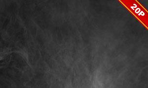 20款缭绕烟雾效果高光溶图高清图片