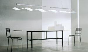 黑白极简风格室内装饰效果高清图片