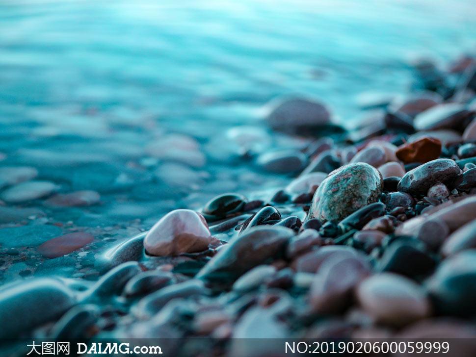石头近景特写摄影图片