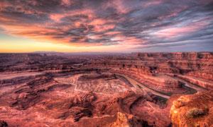 美國死馬點州立公園美景攝影圖片