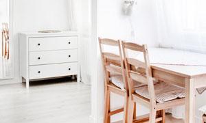 抽屜柜與桌椅家具擺設攝影高清圖片