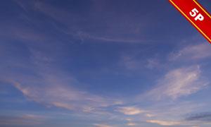 后期合成适用天空云彩五百万彩票图片V15