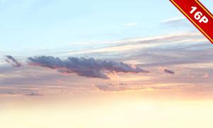 后期合成适用天空云彩五百万彩票图片V17