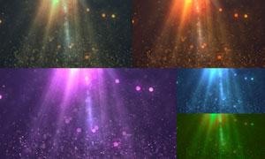 自上而下的光效等元素背景高清图片