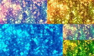 方块图形的马赛克背景创意高清图片