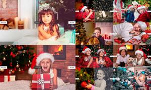 Presetual圣诞节主题艺术效果LR预设V2