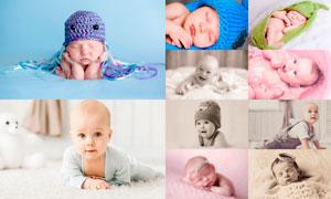欧美新生儿照片甜美暖效果LR预设V2