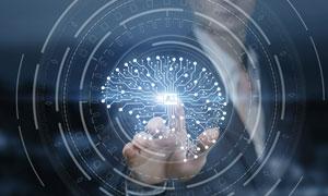 光效人工智能主题创意设计高清图片