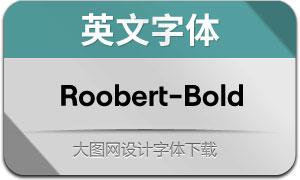 Roobert-Bold(英文字体)