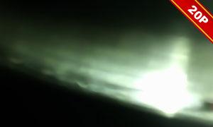 朦胧漏光效果图层叠加高清图片V16