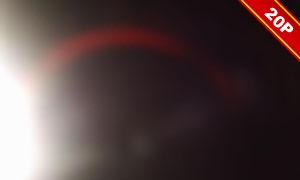 朦胧漏光效果图层叠加高清图片V17