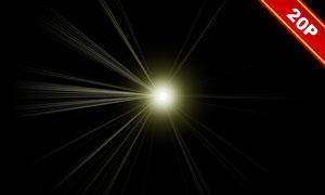 多款自然光源主题合成适用图片集V02