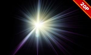 多款自然光源主題合成適用圖片集V03