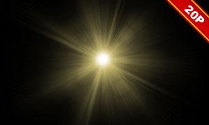 多款自然光源主題合成適用圖片集V04