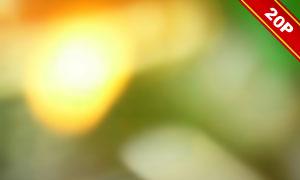 五彩繽紛漏光效果高光高清圖片集V03