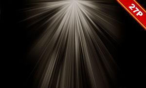 光斑与光线等高光溶图适用高清图片