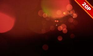 梦幻光斑朦胧效果溶图创意高清图片