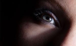 人物面部细节修图适用摄影原片素材