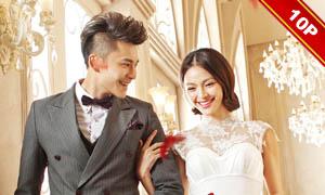 {幸福瞬间}婚纱模板