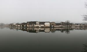 安徽宏村旅游摄影图片