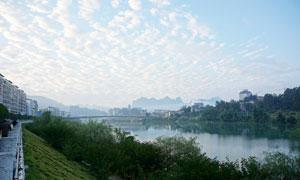广西环江县旅游风光高清摄影图片