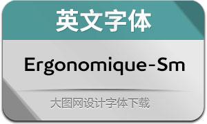 Ergonomique-Semibold(英文字体)