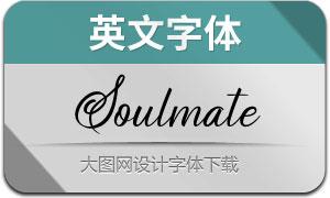 Soulmate(英文字体)
