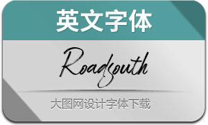 Roadsouth(英文字体)
