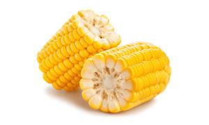 切成段的玉米近景特写摄影高清图片