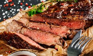让人想大快朵颐的烤肉摄影高清图片