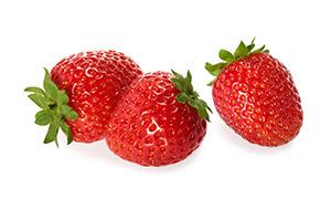 表面泛着光泽的高品质草莓 澳门线上必赢赌场
