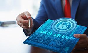 數據安全防護主題創意設計高清圖片