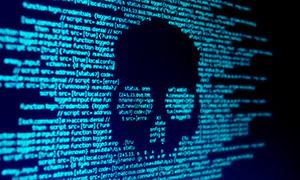 防范黑客网络攻击主题创意高清图片