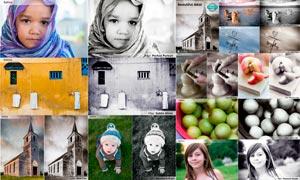 数码照片后期高质量黑白效果LR预设