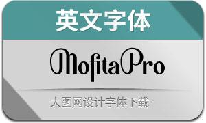 MofitaPo(英文字体)