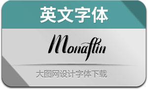 Monaflin(英文字体)
