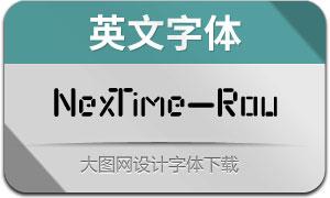 NexTime-Rounded(英文字体)