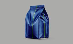 食品包装袋图案印刷效果贴图源文件