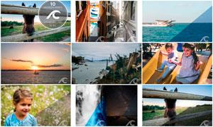 旅游照片和风景照片后期调色LR预设