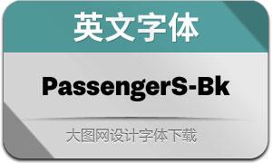 PassengerSans-Black(英文字体)