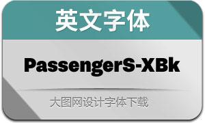 PassengerSans-Extrabk(英文字体)