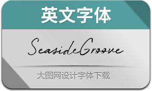 SeasideGroove(英文字体)